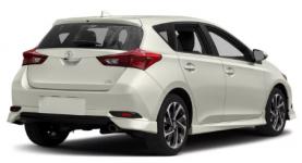 Toyota Corolla iM 2018 CVT