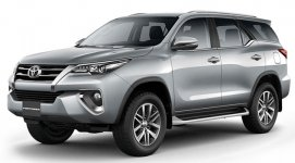 Toyota Fortuner 2.7 2WD AT 2019