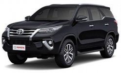 Toyota Fortuner 2.8 2WD AT 2019