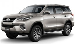 Toyota Fortuner 4x2 AT Diesel 2020