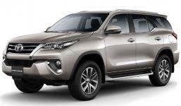 Toyota Fortuner 4x2 AT Diesel 2020