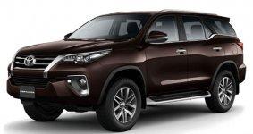 Toyota Fortuner 4x2 MT Diesel 2020