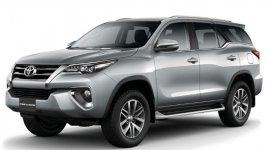 Toyota Fortuner 4x4 MT Diesel 2020