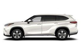 Toyota Highlander Hybrid LE AWD 2020