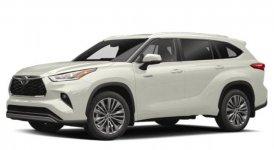 Toyota Highlander Hybrid Limited 2020