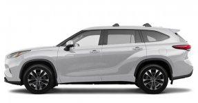 Toyota Highlander Hybrid XLE AWD 2020