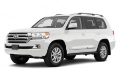 Toyota Land Cruiser 4WD (Natl) 2020