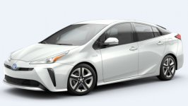 Toyota Prius XLE 2021