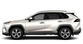 Toyota RAV4 Hybrid Limited 2020