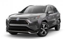 Toyota RAV4 Prime Plug-In SE 2022