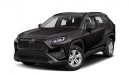 Toyota RAV4 XLE AWD 2021