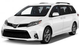 Toyota Sienna Limited FWD 7-Passenger 2020