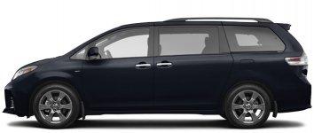 Toyota Sienna SE AWD 7 Passenger 2020