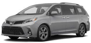Toyota Sienna XLE FWD 8 Passenger 2020