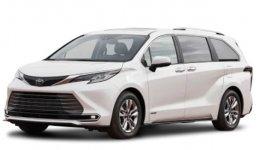 Toyota Sienna XLE 2021