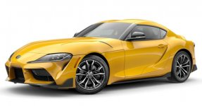 Toyota Supra 2.0 Auto 2021