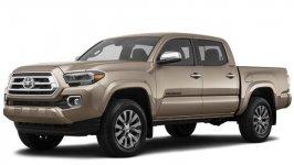 Toyota Tacoma Limited 2020