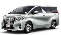 Toyota Alphard 3.5L 2020