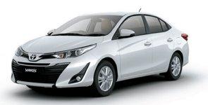 Toyota Yaris G (O) CVT 2019