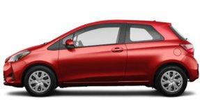 Toyota Yaris Hatchback 3dr CE Auto 2019