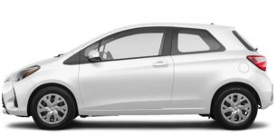 Toyota Yaris Hatchback 3dr CE Manual 2019