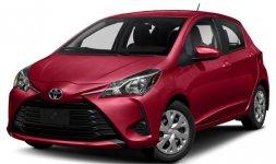 Toyota Yaris Hatchback LE Auto 2019