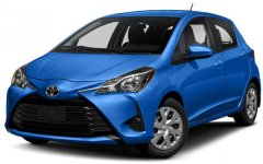 Toyota Yaris Hatchback SE Manual 2019