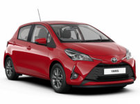 Toyota Yaris Design