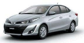 Toyota Yaris J 2019