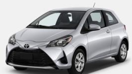 Toyota Yaris L 3-Door 2018