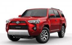 Toyota 4Runner TRD Off Road 2022