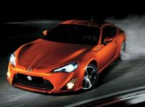 Toyota 86 M/T GT TRD-S Sport Pack