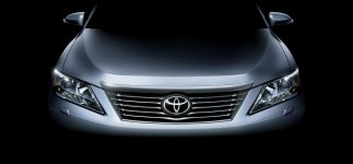 Toyota Aurion Limited