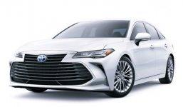 Toyota Avalon Hybrid XSE 2022