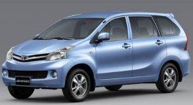 Toyota Avanza SE