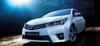 Toyota Corolla 2.0L 2017