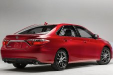 Toyota Camry SE Plus