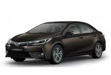Toyota Corolla 2.0L Limited