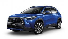 Toyota Corolla Cross Smart Mid Grade 2021