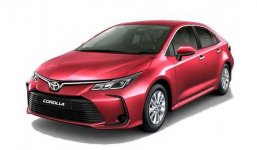 Toyota Corolla SE 2022