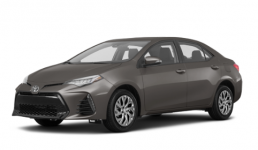 Toyota Corolla SE CVTi-S