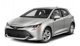 Toyota Corolla SE Hatchback 2021