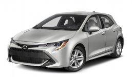 Toyota Corolla SE Hatchback 2022
