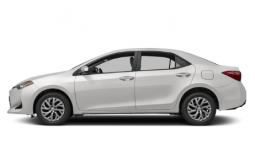 Toyota Corolla XLE CVTi-S