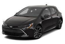 Toyota Corolla XSE Hatchback 2019