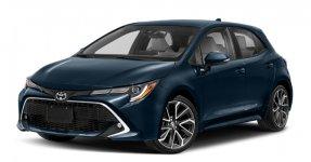 Toyota Corolla XSE Hatchback 2021