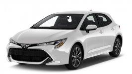 Toyota Corolla XSE Hatchback 2022
