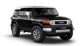 Toyota FJ Cruiser Xtreme