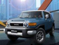 Toyota FJ Cruiser EXR