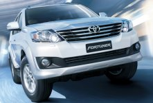 Toyota Fortuner 2.7L EXR